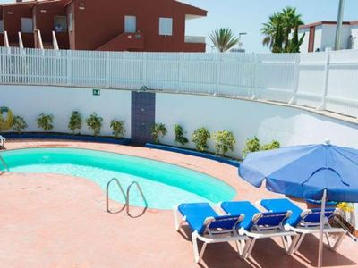 Photo for Holiday apartment Playa del Inglés for 2 - 3 persons with 1 bedroom - Holiday apartment