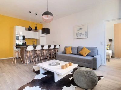 Photo for 7 BONE T3-2 - Superb apartment for 6 people in the center of Cannes T32