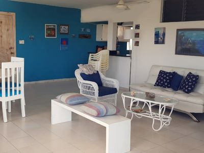 Photo for ★★★ Loris Place ★★★ Fully furnished apartment near the beach.