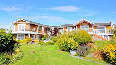Photo for A Room with View, Lovely Beach+Garden for Two at Sunlight SeaScape, Whidbey Isla