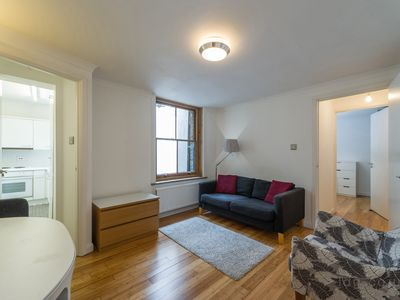 Photo for Apartment 3, Essel House, Oxford Circus Area / Central London