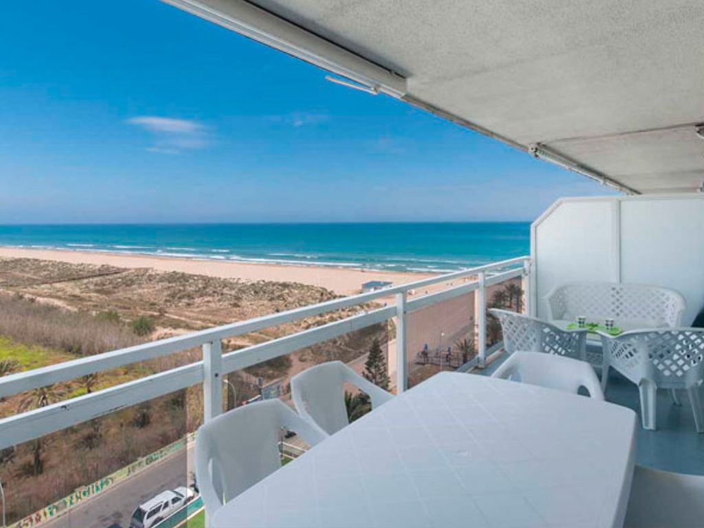 Property Image#8 Luxury Apartment 35 Meters From Gandia Beach And Beautiful  Sea Views