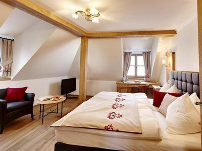 Photo for Double room with panoramic view - Schloss Mittersill GmbH, Hotel