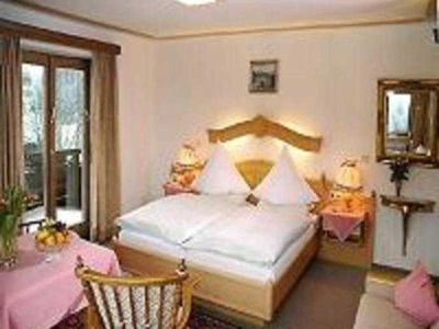 Photo for Double room with 2 balconies - Hotel Pension Ostler