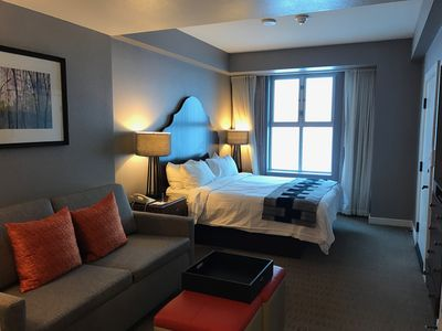 Photo for Park City Marriott Mountainside Studio available Feb 23-March 1, 2018