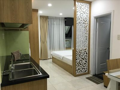 Photo for Apartment in the center of Nha Trang with Pool, Air conditioning, Lift, Parking (643327)