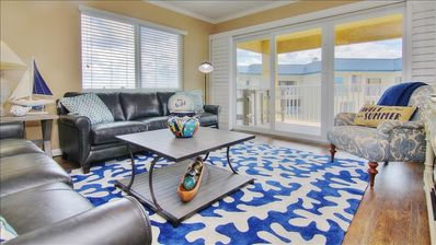 Photo for Perched upon the 5th Floor with Fabulous Views of the Gulf and Intracoastal!
