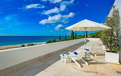 Photo for VILLA 1º LINEA PLAYA, LUXURY, WITH SERVICE STAFF INCLUDED
