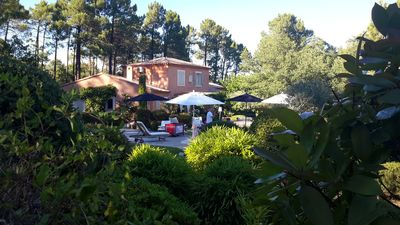 Photo for The Oursillons. A paradise in the Luberon close to these beautiful hilltop villages.