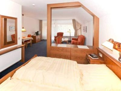 Photo for Double room category A - Hotel-Garni Haus Wiesenweg