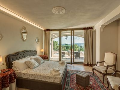 Photo for Luxurious Villa with breathtaking panorama