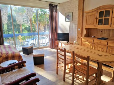 Photo for Nice 1-bedroom apartment refurbished 5 min walk from the city center