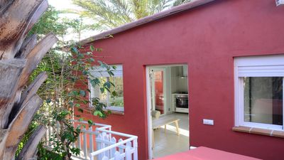 Photo for Casita La Palmera - One Bedroom House, Sleeps 2