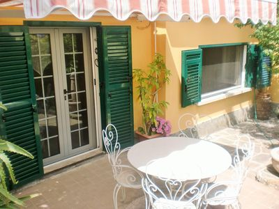 Photo for Apartment in villa with garden