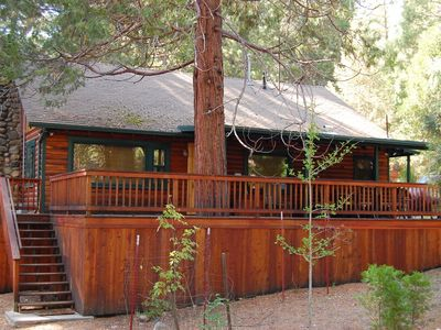 Photo for 3BR Cabin Vacation Rental in Yosemite National Park, California