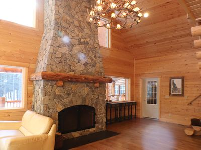 Photo for Luxury Lodge on Gated Island in Island Park near Yellowstone Park
