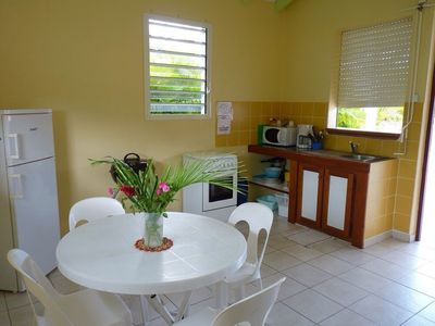Photo for Banana tree ----- quiet place, equipped house, salt pool