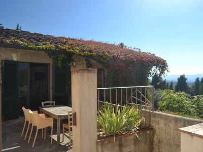 Photo for Nice Apartment with garden, swimming pool and SPA centre for a relaxing holiday!