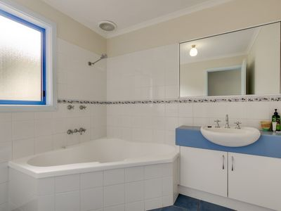 Photo for Banksia Waters - A two-story house with magnificent views of the North Arm and onto Lakes Entrance