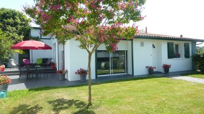 Photo for COUNTRY-BASQUE: House for 6 with 3 bathrooms and private services