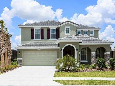 Photo for Enjoy Orlando With Us - Solterra Resort - Welcome To Relaxing 5 Beds 4.5 Baths Villa - 7 Miles To Disney