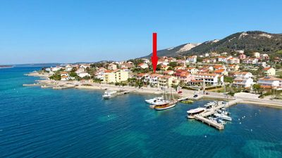 Photo for Apartment Ana  in Rab, Kvarner Bay - 5 persons, 2 bedrooms