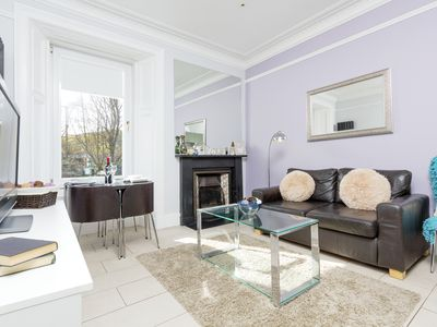 Photo for Edinburgh Marionville Central Luxury Apartment with NETFLIX
