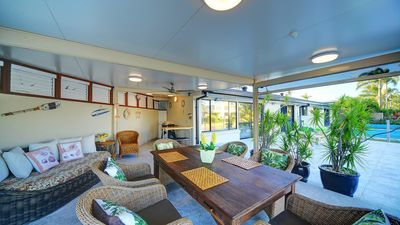 Photo for Pelicans Rest - Luxury Home in Broadbeach Waters