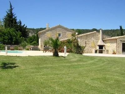 Photo for Mas in Provence, luxurious accommodations