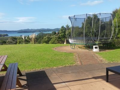 Photo for Stunning Sea Views in a Private and Peaceful location....Ideal for large groups