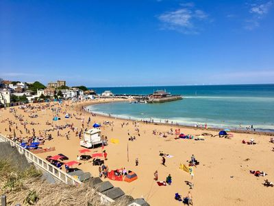 Photo for Family holiday home by the sea in Broadstairs
