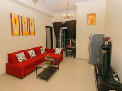 Photo for Cosy 1BR Apartment near DMCC Metro/JLT Tram-2208