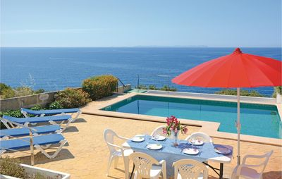 Photo for 4 bedroom accommodation in Cala Pi