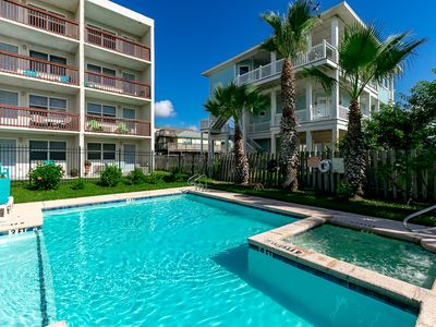 Photo for Upgraded Port A Studio at Seabreeze – Walk to Beach and Horace Caldwell Pier!