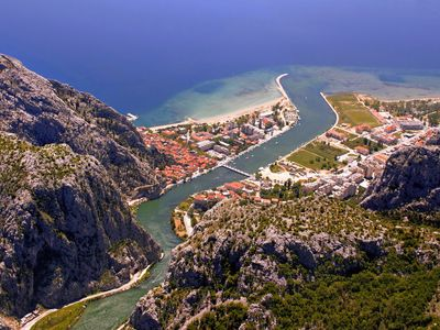 Photo for Croatian Beach House in OMIS!
