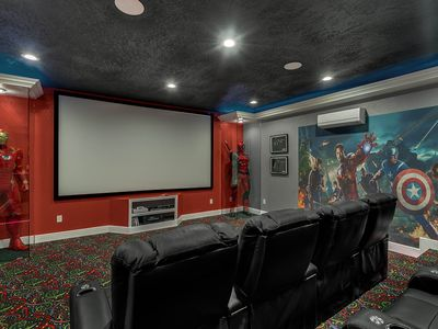 Photo for Just Renovated Beautiful Home-Incredible Movie Theater-Spectacular View