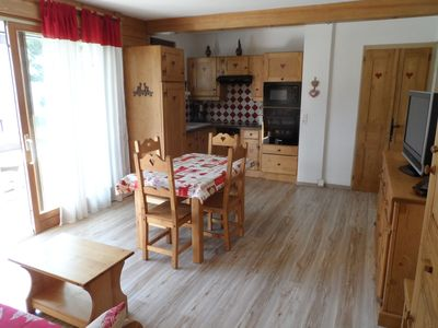 Photo for APARTMENT RENOVATED FOR 5 PEOPLE, CLASSE 3 STARS BY PREFECTURE