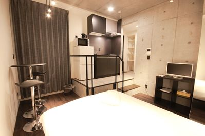 12A new house in shinjuku/great access