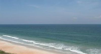 Photo for Summer/Fall Specials ! Gorgeous 3 Bedrm Condo Directly on Beach