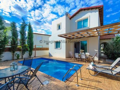 Protaras Holiday Villa KV25 -  a villa that sleeps 9 guests  in 4 bedrooms