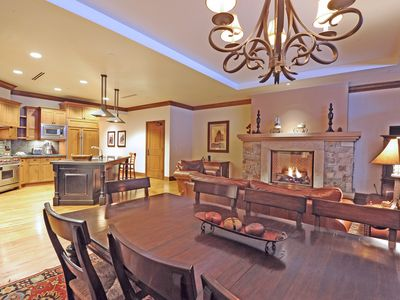 Photo for Luxury 3BD Village at Northstar Residence - Great Bear Lodge 405