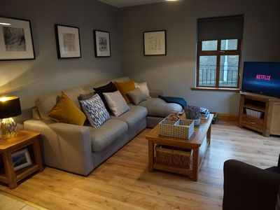 Photo for LUXURY APARTMENT * SEASIDE TOWN, WARRENPOINT, NORTHERN IRELAND * SUPERKING BED