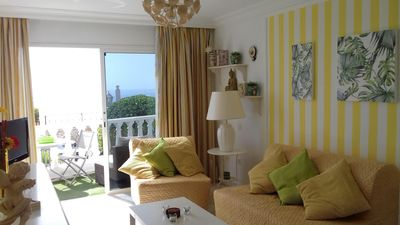 Photo for Very Nice Apartment, Ocean View, very quiet for Nature Lovers