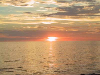 Sanibel's breath-taking sunsets