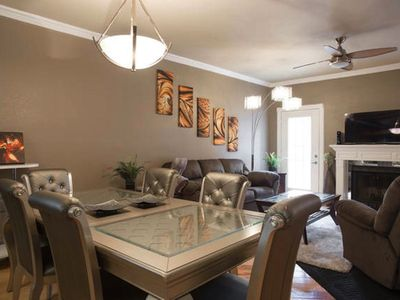 Photo for 2BR Townhome Vacation Rental in Houston, Texas