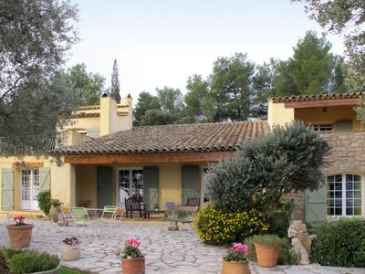 Photo for Vacation home Mas dei Miougraniers (PLT230) in Plan de la Tour - 9 persons, 5 bedrooms