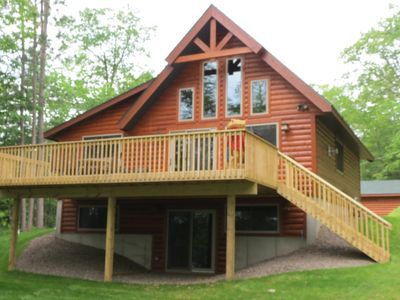 Photo for Eagle River - 4 Bedroom Luxury on Premier Private Lake