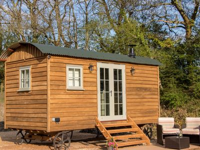 Photo for Luxury Shepherds Hut