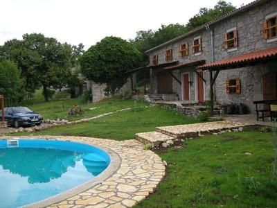 Photo for Holiday house Lupoglav for 1 - 10 persons with 4 bedrooms - Holiday house