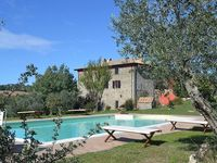 Villa Ascanio and the location are absolutely fabulous